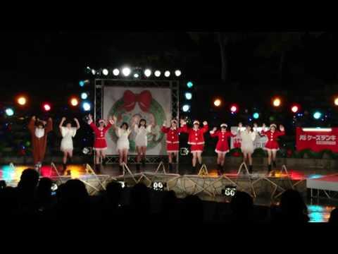 高松高校ダンス部① 高松冬のまつり2016.12.22