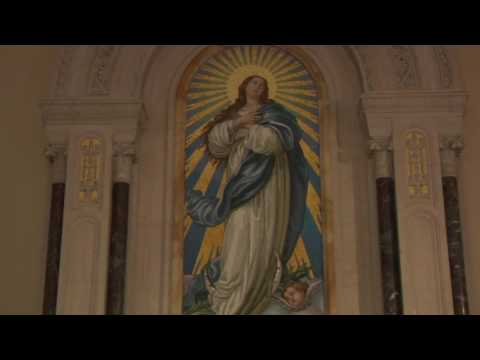 NET TV - City of Churches - Immaculate Conception Monastery Jamaica Estates (09/07/16)
