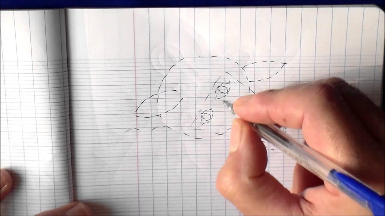 Apprendre dessiner des animaux dessin d un mouton - Mouton a dessiner ...