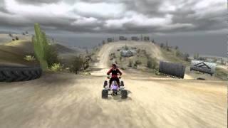 ATV Offroad Fury: Blazin' Trails - Gecko Dunes