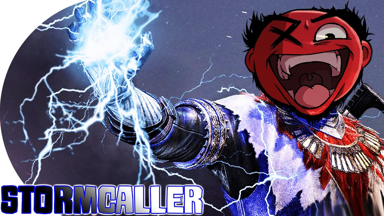 how to get stormcaller destiny 1