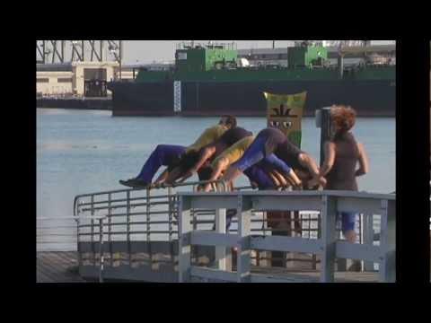 Stephan Koplowitz: TaskForce, Los Angeles-Perf Excerpts: Banning's Landing/LA Docks
