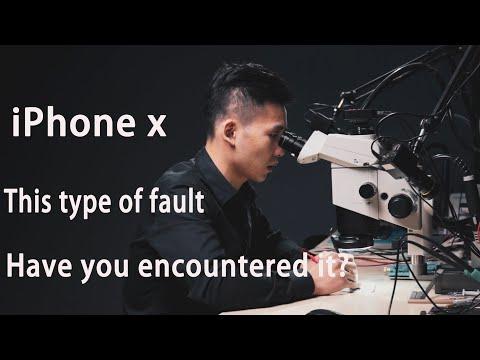 [Mobile phone repair case] iPhone X most common failure in actual repair