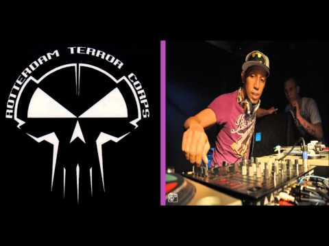 Rotterdam Terror Corps & The Darkraver - Live @ Distortion Hardcore Party 1996