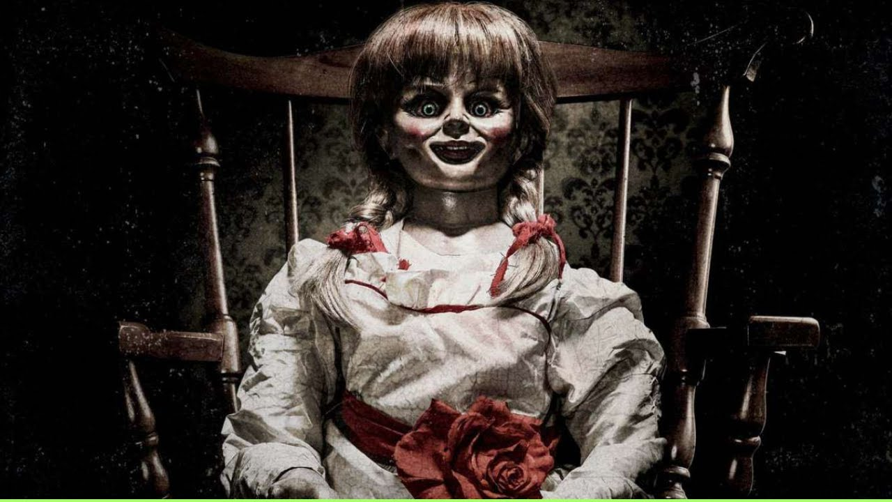 The Annabelle (2014) Film Explained in Hindi | Annabelle the Horror Doll हिन्दी Story