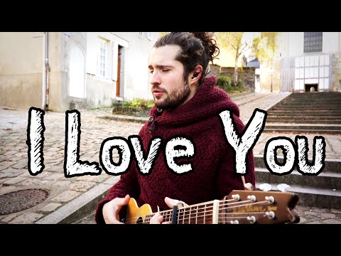 I Love You - Woodkid [Cover] by Julien Mueller