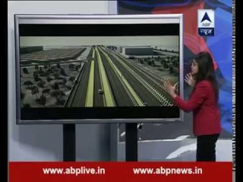 14 lane expressway super HighWay