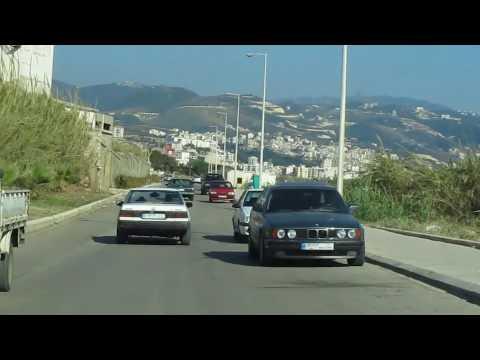 Lebanese Mediterranean Coast
