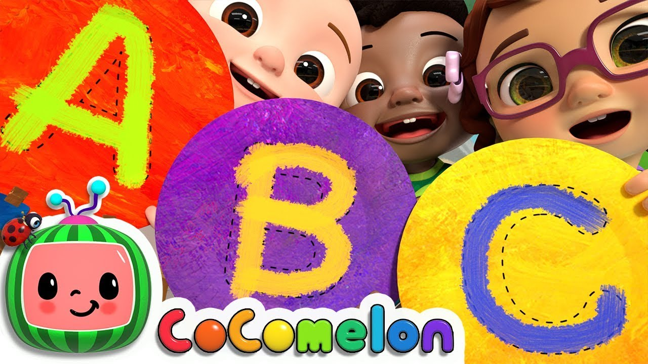 The Abc Song Cocomelon Nursery Rhymes Kids Songs Youtube