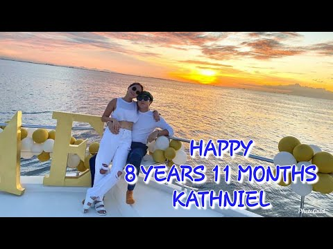 HAPPY 8 YEARS AND 11 MONTHS KATHNIEL