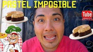 Pastel Imposible (Posible) - Cocinando Con Lik