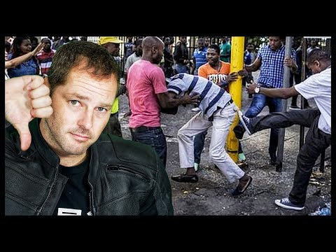 South Africa's Xenophobic Crisis