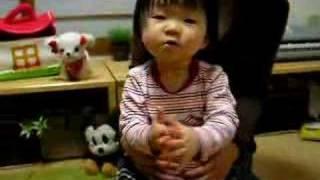 むすんでひらいて@1歳児 thumbnail