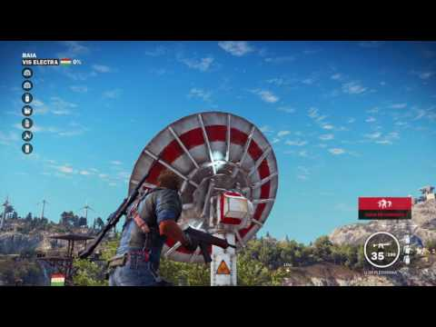 "Just Cause 3 (PS4) Capitulo 3 ""Una Reacción Terrible"""