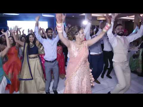 BEST Bhangra Dance Performance {Sikh Wedding 2017}