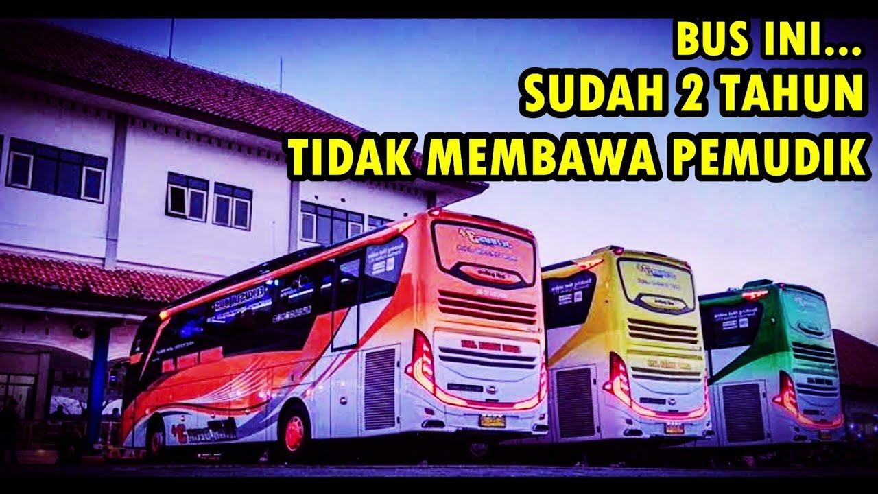MUDIK JADI POLEMIK!!! DUA TAHUN YANG BERAT BAGI PENYEDIA TRANSPORTASI BUS INDONESIA