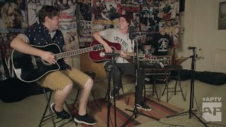 "APTV Acoustic Session: State Champs - ""Stick Around"""