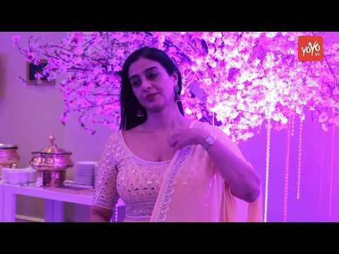 Actress Tabu Appearance at Sidhant Kapoor and Nikhita's Wedding Reception | YOYO TV Chaneel thumbnail