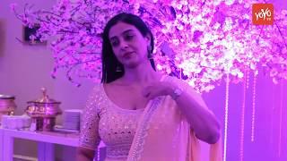 Actress Tabu Appearance at Sidhant Kapoor and Nikhita's Wedding Reception | YOYO TV Chaneel
