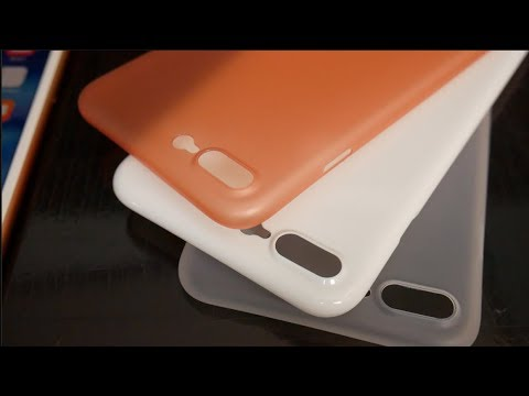 timeless design d5516 13f0d Thinnest iPhone 8 Case: Peel Super Thin Case Review