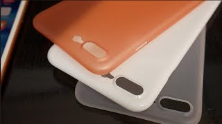 Thinnest iPhone 8 Case: Peel Super Thin Case Review