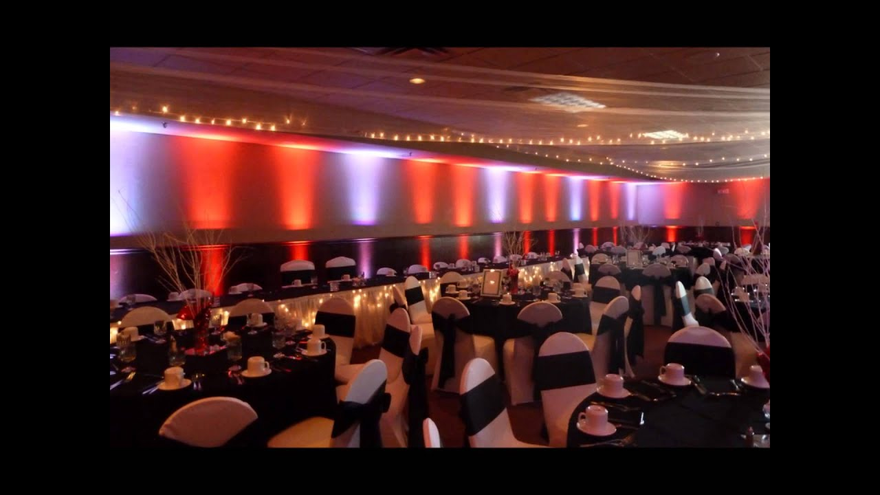 Wedding Reception Venue Blackwoods Proctor Mn Lighting By Duluth