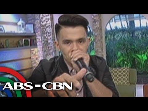 UKG: Neil Ray Garcia Llanes, nag-perfrom sa Umagang Kay Ganda