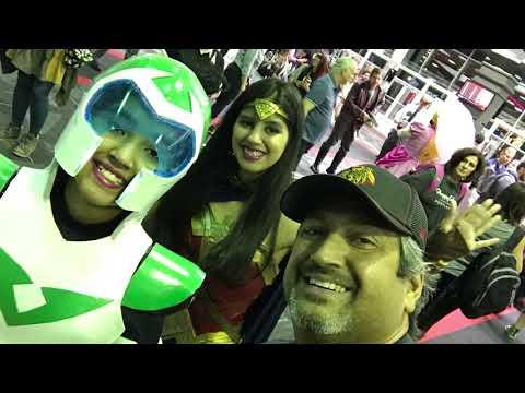 Chicago Comic Con 2018