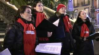 CANTADA DE NADALES, a càrrec del Cor de Cambra de Girona   2013