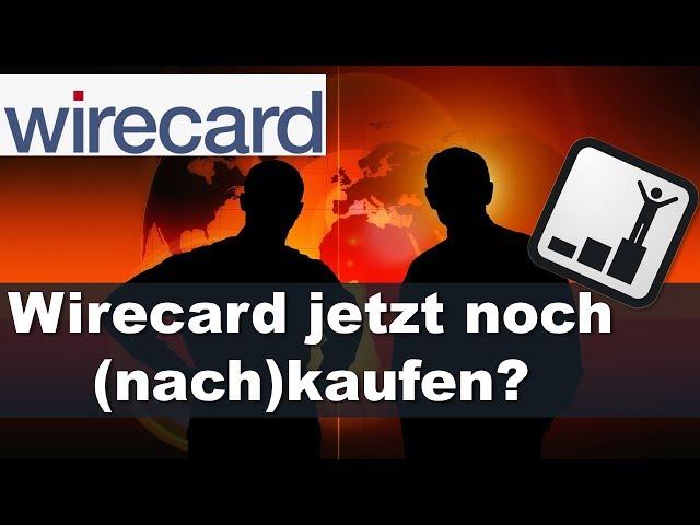 Wirecard bricht nach FT-Bericht erneut ein - Wie ich mich jetzt verhalte