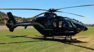 Video GoPro Flight in Executive Eurocopter EC135 N367W at Agua Dulce Airport 2014 download MP3, 3GP, MP4, WEBM, AVI, FLV Oktober 2018