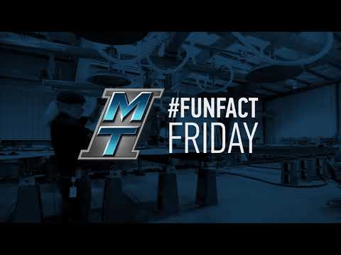 FunFactFriday - Friction Stir Welding