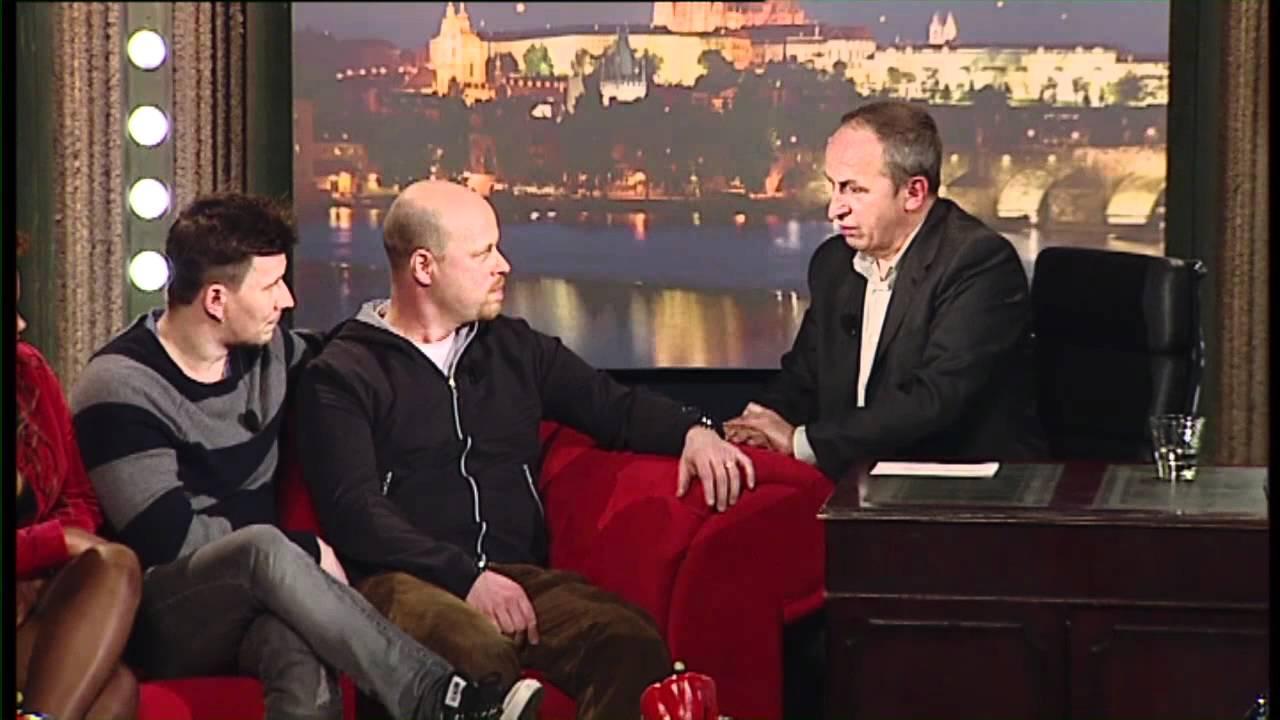 3. Roman Paulus a Oldřich Sahajdák - Show Jana Krause 23. 3. 2012