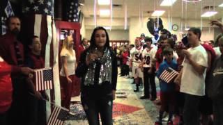 Stratford High School Patriotic Lip Dub