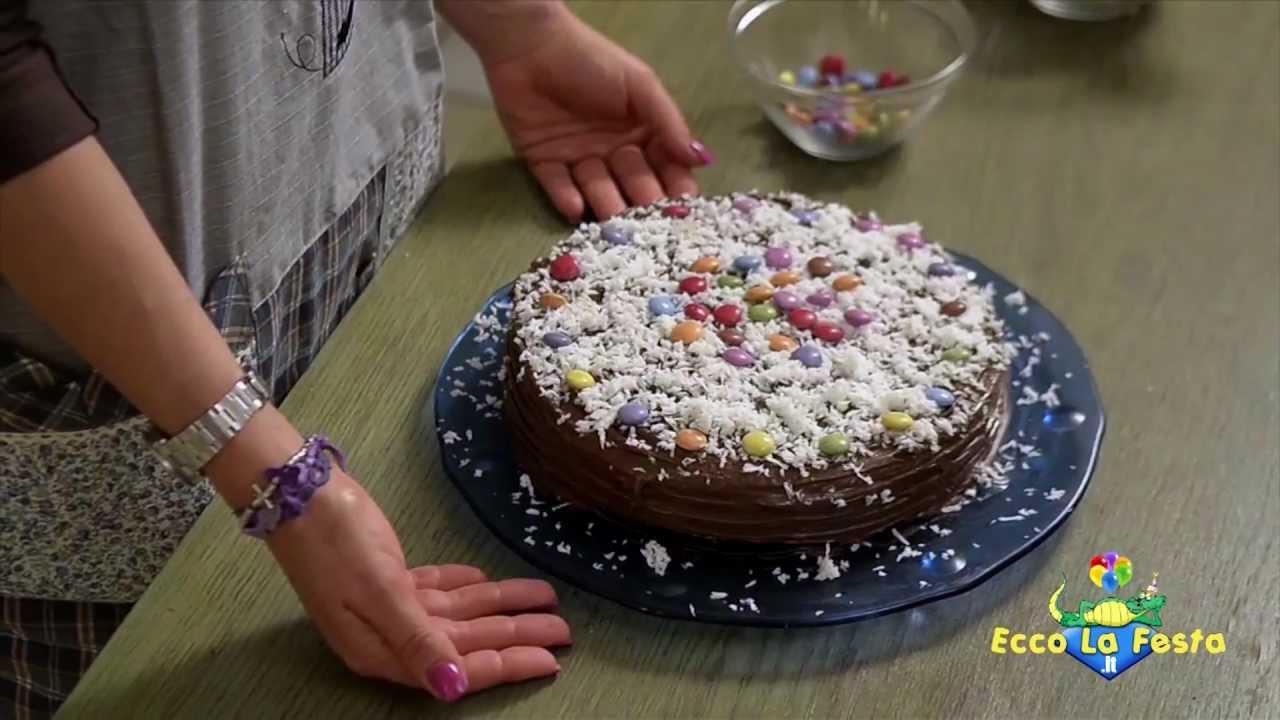 Ricetta Torta al Cocco ☆ Allarme Torte ☆ Come preparare torte ...