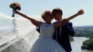 г. Армавир Свадебная прогулка Анастасии и Алексея