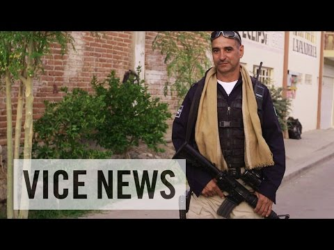 Michoacan's Most Wanted Drug Kingpin: Mexico's Hot Land (Dispatch 1)