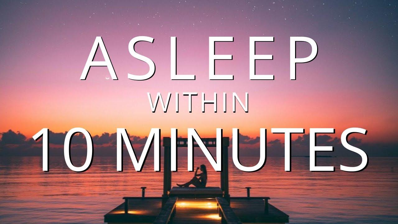 Fall Asleep Fast - Sleep Hypnosis & Relaxing Sleep Music (Guided Sleep Meditation Insomnia Relief)