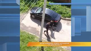 Во Владимире новое нападение на школьницу?