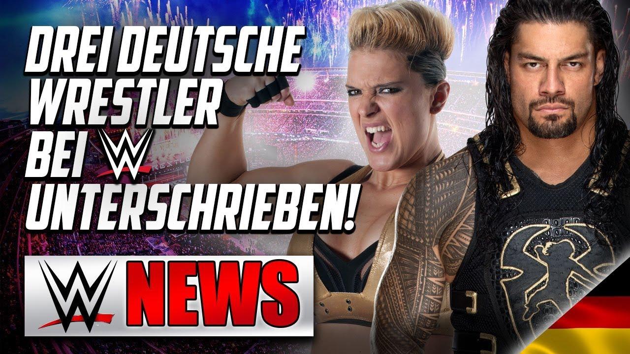 Deutsche Wwe Wrestler