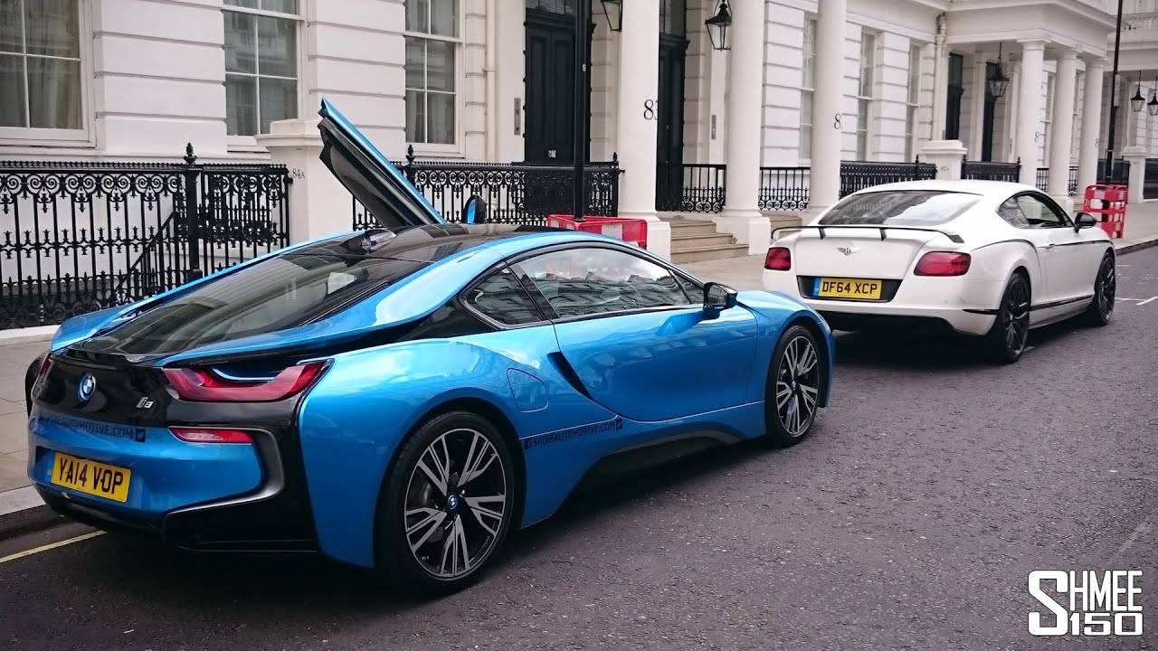 Bentley Gt3 R And Bmw I8 Vlog With Supercarsoflondon Youtube