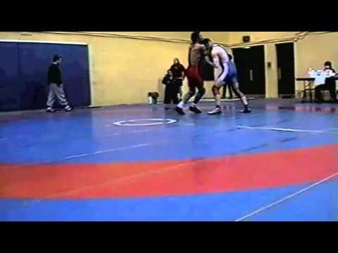 2004 Queens Open: 72 kg Keenan Miller vs. Eric MacKinnon