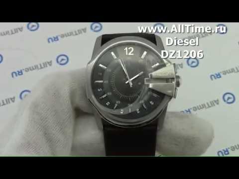 Обзор. Мужские наручные часы Diesel DZ1206