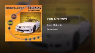 99Hz Sine Wave