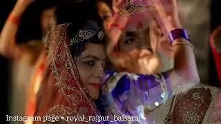 Best rajputi song for whatsapp status aao ji banna sa padharo mare aagne