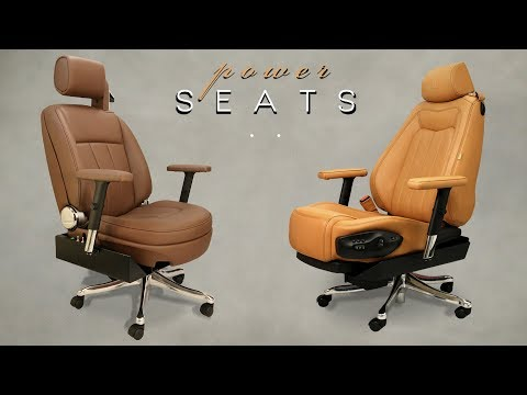 Power Seats - Car Office Chairs