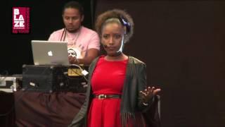 BLAZE BYOB SPARK TALK- Anita Nderu, ''Set goals to be successful.''