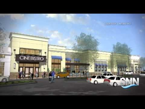 SNN: New Dinner And Movie Experience Previewed In Westfield Mall