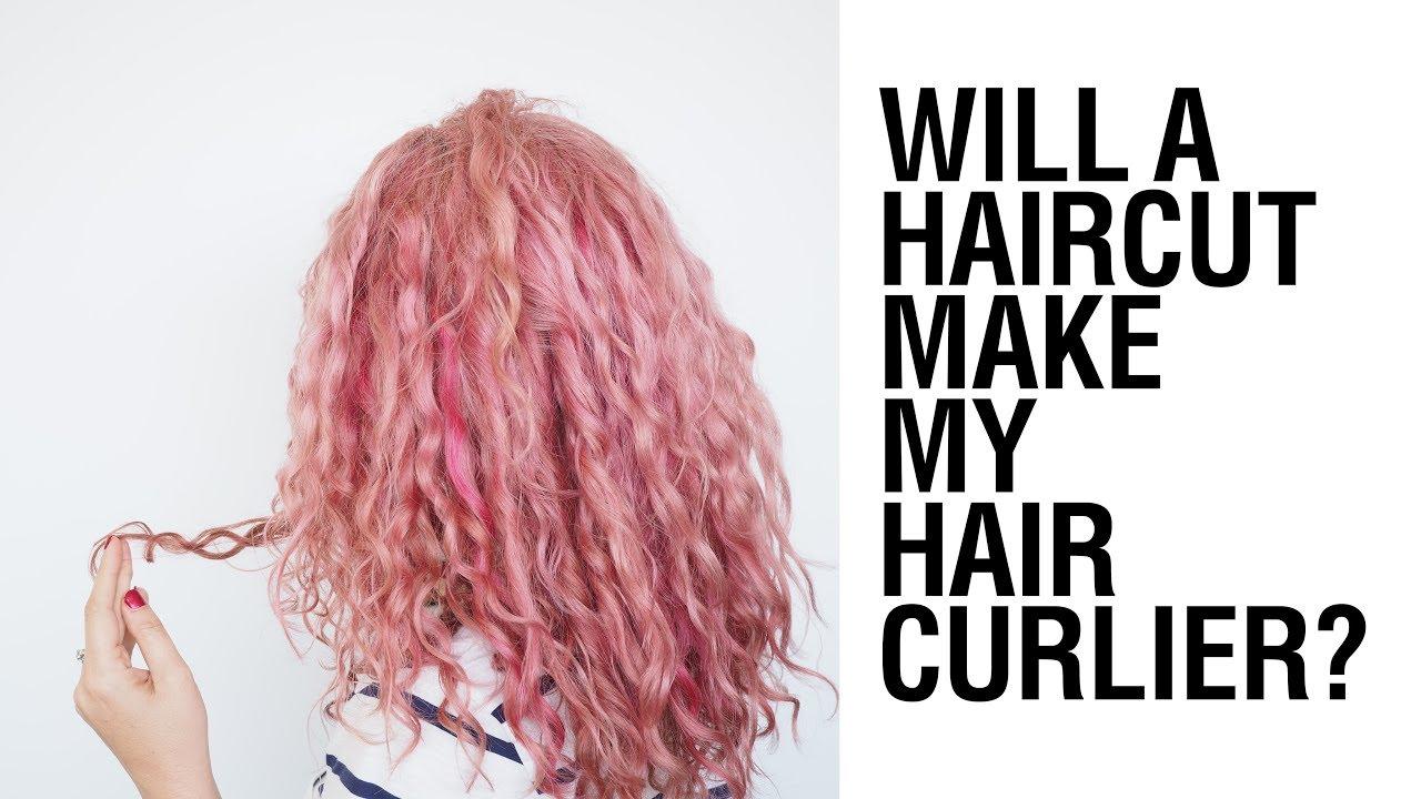 Will a haircut make my hair curlier? Hair Romance Good Hair Q&A #10