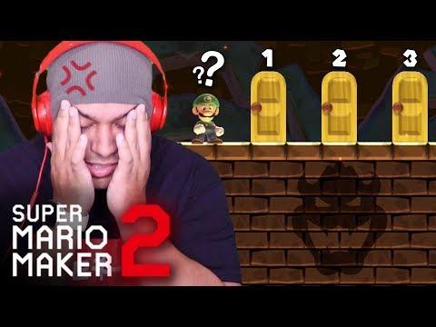 ¡POR FAVOR SEÑOR, NO ME HAGAS ESTO! [SUPER MARIO MAKER 2] [# 35] + vídeo